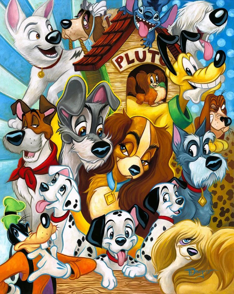 phim liên quan đến chó