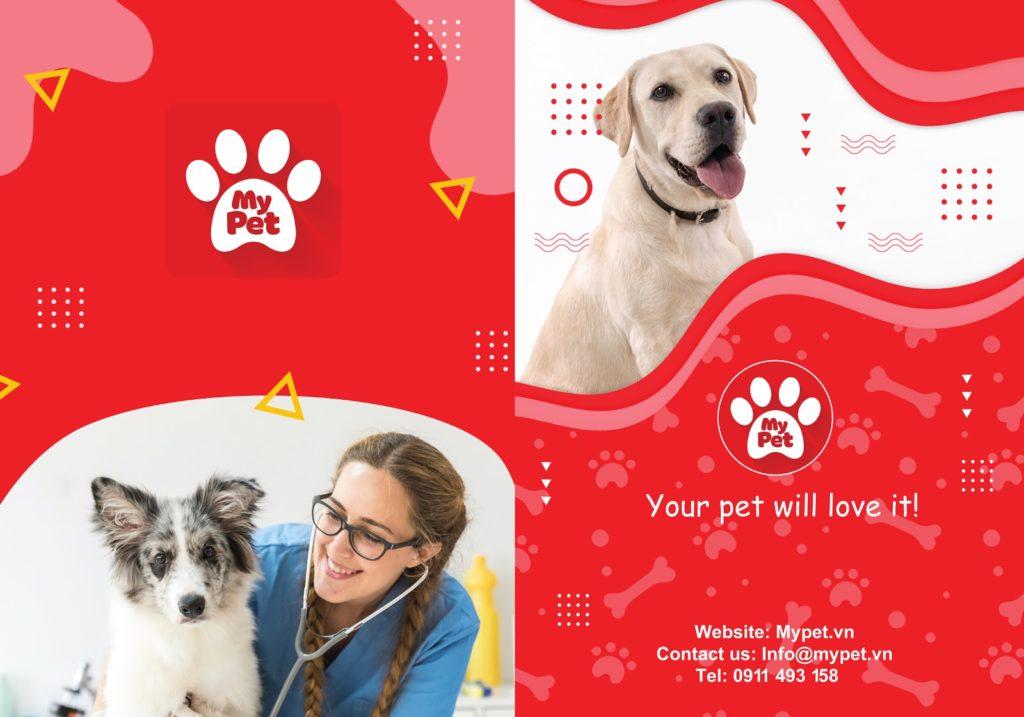 Ứng dụng quản lý thú cưng MyPet