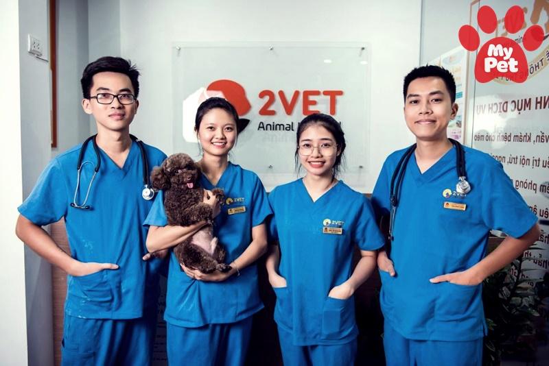 Bệnh viện thú y quận Hà Đông