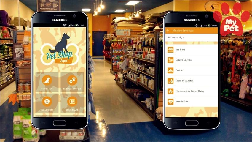 ứng dụng thú cưng MyPet