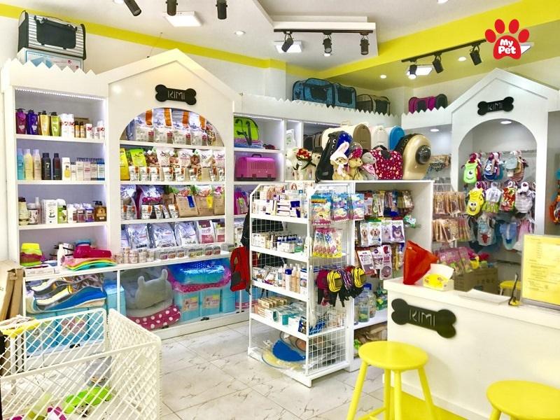 Shop phụ kiện chó mèo tại Hà Nội