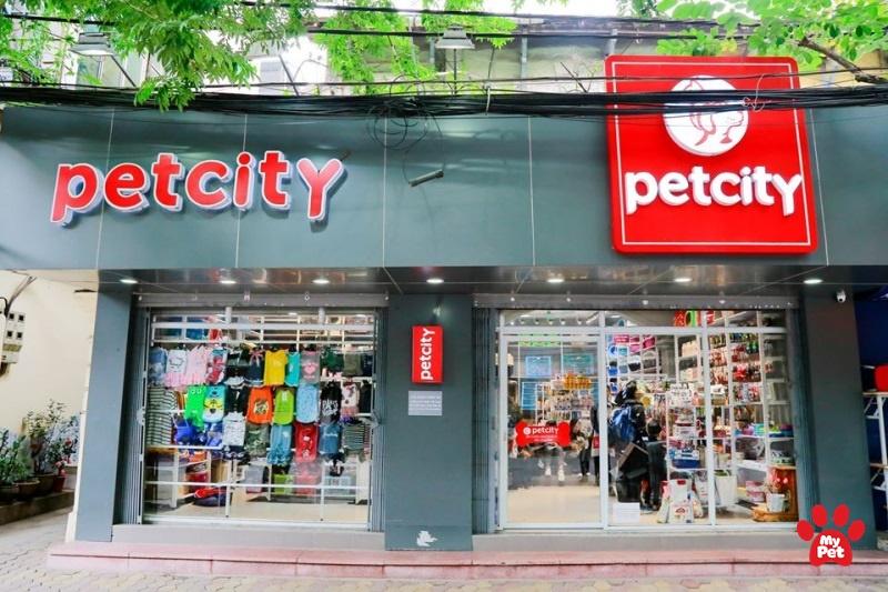 PetCity - Siêu thị phụ kiện chó mèo, thú cưng