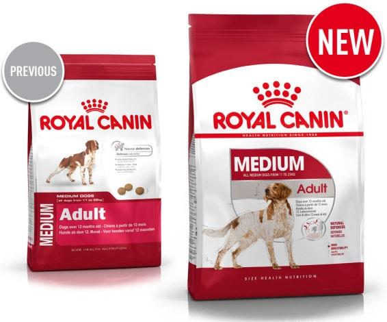 Thức ăn khô dành cho chó của hãng Royal Canin